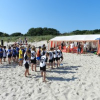 Beachsoccer Kinderturnier